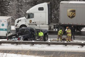 Truck Accident Lawyer - Lake County, Indiana